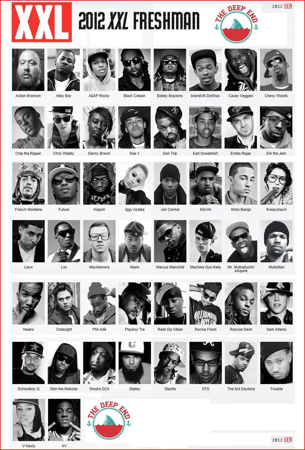Xxl Magazine 2012 Review: XXL Magazine's...