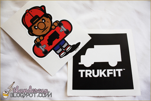 Trukfit Characters Only